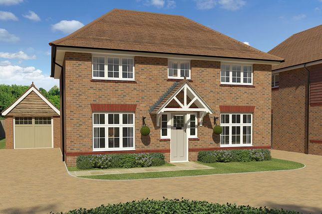 """4 bed detached house for sale in """"Harrogate"""" at Priory Way, Tenterden TN30"""