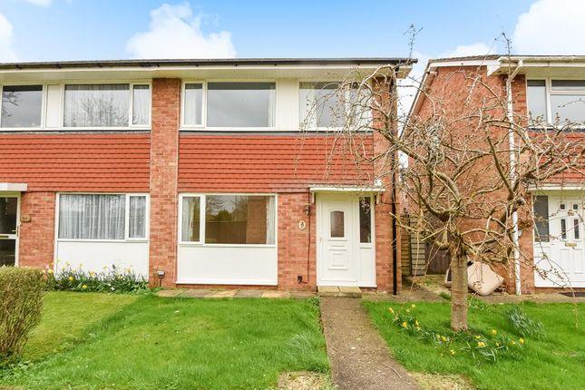 Thumbnail Semi-detached house for sale in Berinsfield, Oxford