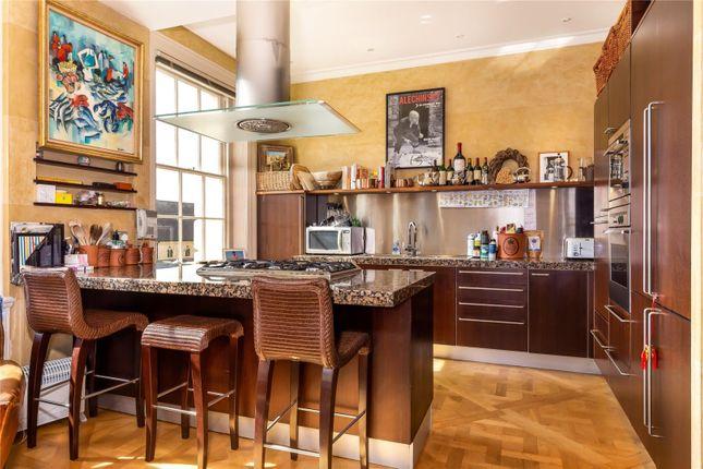 Kitchen of Warwick Square, Pimlico, London SW1V