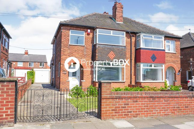 3 bed semi-detached house for sale in Warmsworth Road, Doncaster DN4