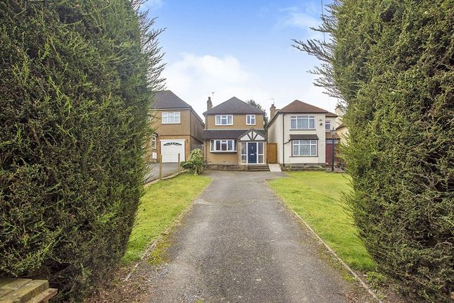 Thumbnail Detached house for sale in Sheepcot Lane, Leavesden, Watford