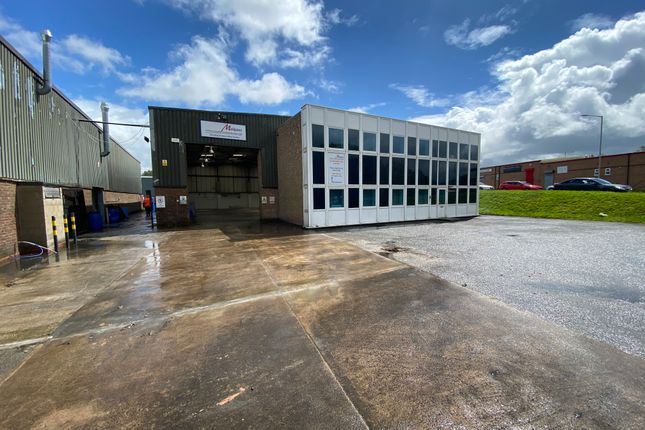 Thumbnail Warehouse for sale in Rossendale Road Industrial Estate, Burnley