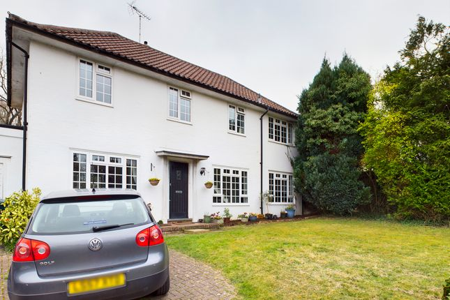 Thumbnail Detached house for sale in Paddock Way, Hurst Green, Oxted