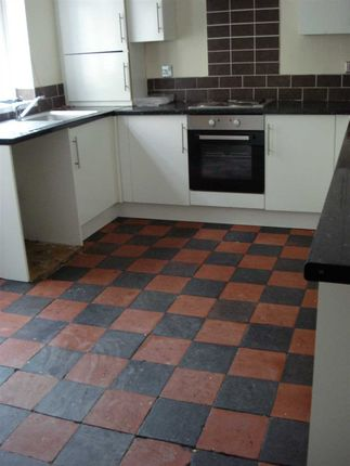 Kitchen of Ash Street, Fleetwood FY7