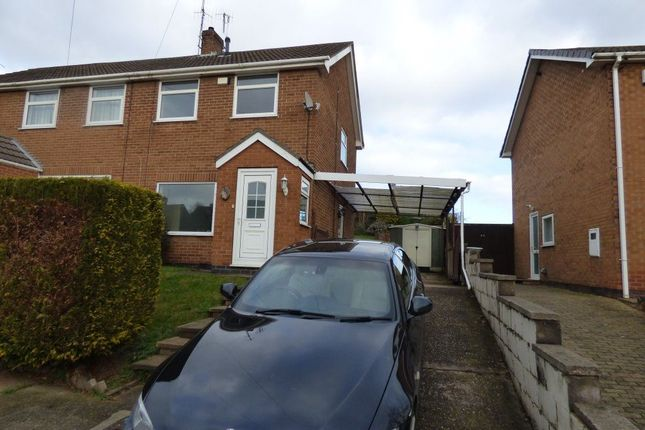 Thumbnail Semi-detached house to rent in Melbourne Road, Stapleford, Nottingham