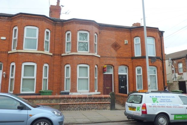 Thumbnail Terraced house to rent in Slatey Road, Prenton