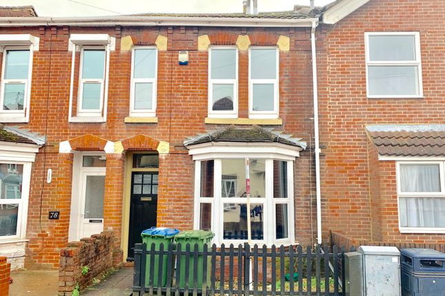 Thumbnail Terraced house for sale in Milton Road, Southampton
