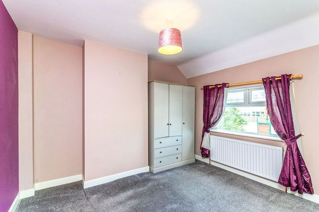 Bedroom of Herries Place, Sheffield, South Yorkshire S5