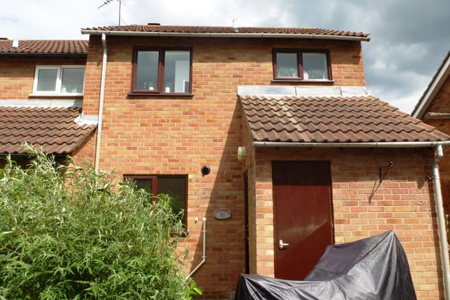 Thumbnail Town house to rent in The Hoplands, Sleaford