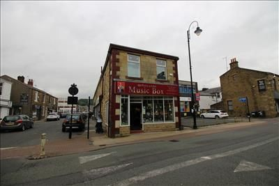 Thumbnail Retail premises for sale in The Music Box, 16 Whalley Road, Accrington, Lancs.