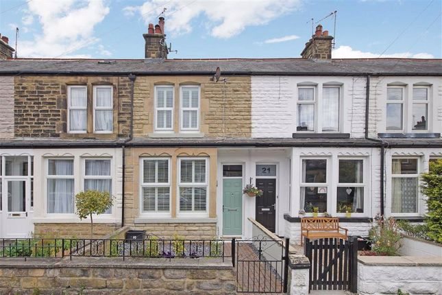 Thumbnail Terraced house for sale in Cecil Street, Harrogate, North Yorkshire