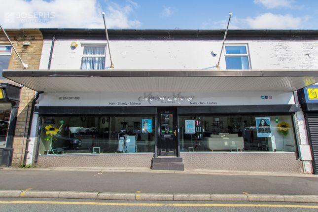 Thumbnail Retail premises to let in Blackburn Road, Bolton