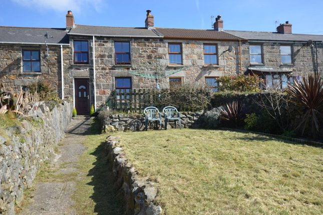 Thumbnail Terraced house for sale in Maynes Row, Tuckingmill, Camborne, Cornwall