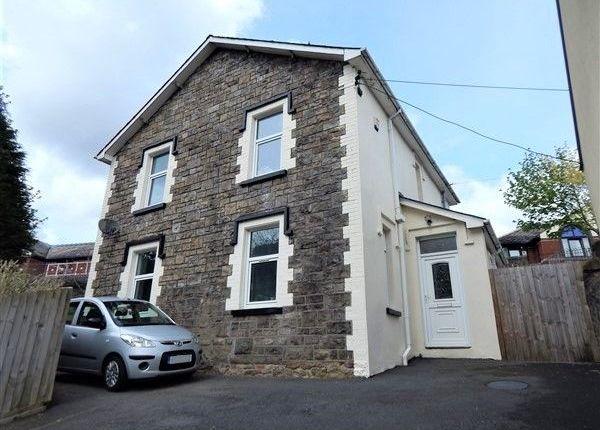 Thumbnail Detached house for sale in Oak Street, Abertillery