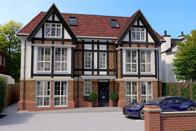 Thumbnail Flat for sale in Chipstead Valley Road, Coulsdon