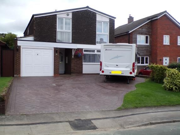 Thumbnail Detached house for sale in Wallington Heath, Bloxwich, Walsall