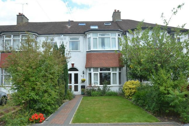 Thumbnail Terraced house for sale in Spring Park Road, Shirley, Croydon