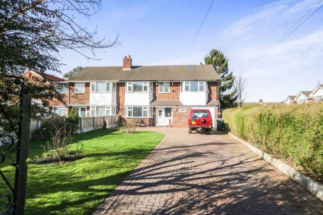 Thumbnail Semi-detached house for sale in Egerton Park, Rock Ferry, Birkenhead