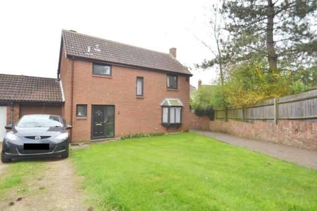 Thumbnail Detached house for sale in Evensford Walk, Irthlingborough, Wellingborough