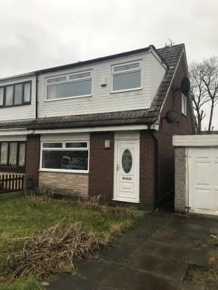 Thumbnail Semi-detached house to rent in Stratton Drive, Wigan