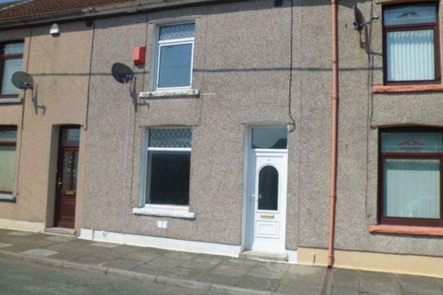 Thumbnail Terraced house to rent in Marjorie Street, Tonypandy