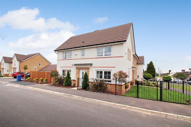 3 bed semi-detached house to rent in Douglas Street, Cobridge, Stoke-On-Trent ST1