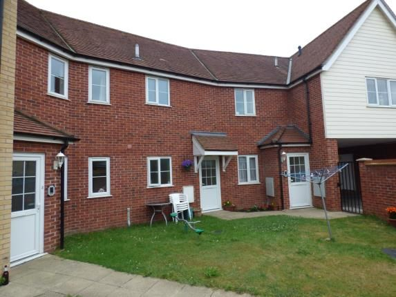 Thumbnail Maisonette for sale in Collingwood Road, Colchester, Essex