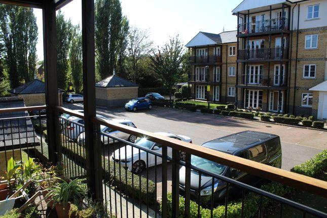 Bedroom Balcony View