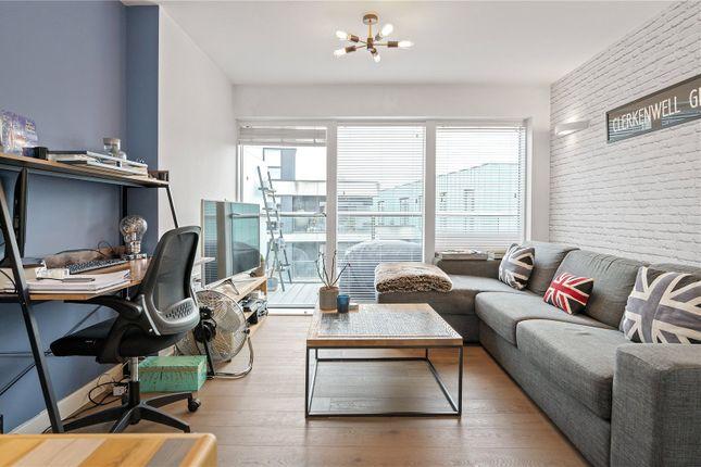 1 bed flat for sale in Pear Tree Street, Clerkenwell, London EC1V