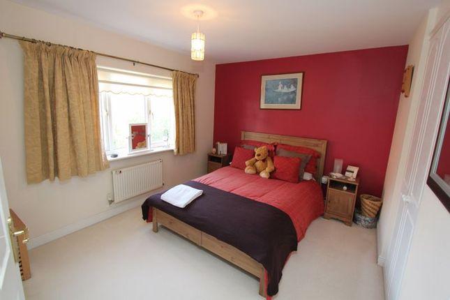 Bedroom Two of Maes Y Gwenyn, Rhoose, Barry CF62