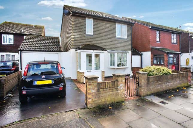 Thumbnail Link-detached house for sale in Epstein Road, Thamesmead, London