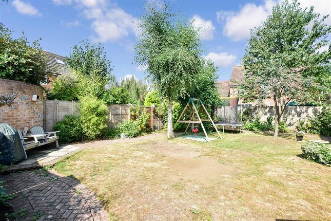 Rear Garden of Crabtree Close, Kings Hill, West Malling, Kent ME19