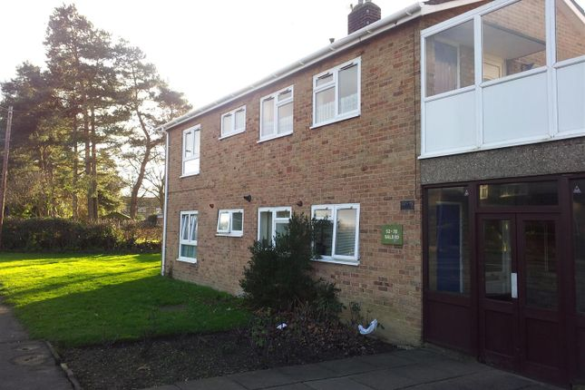 Thumbnail Flat to rent in Sale Road, Sprowston, Norwich