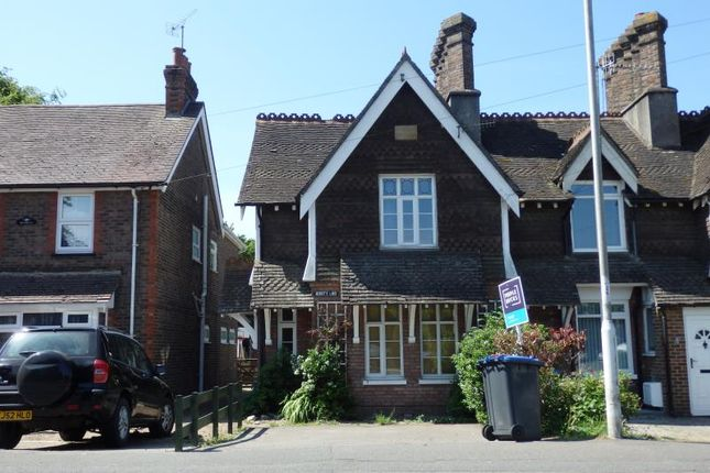 Thumbnail Semi-detached house to rent in North End, London Road, East Grinstead