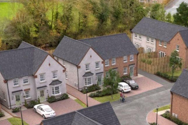 Thumbnail End terrace house for sale in Alveley View, Plot 14, Kidderminster Road, Bridgnorth