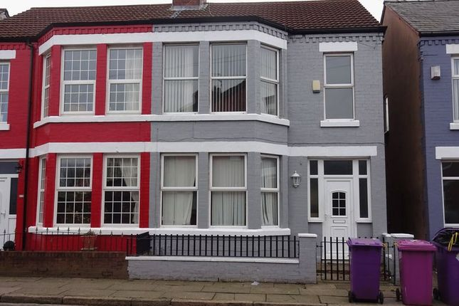 Thumbnail Semi-detached house to rent in Park Avenue, Fazakerley, Liverpool