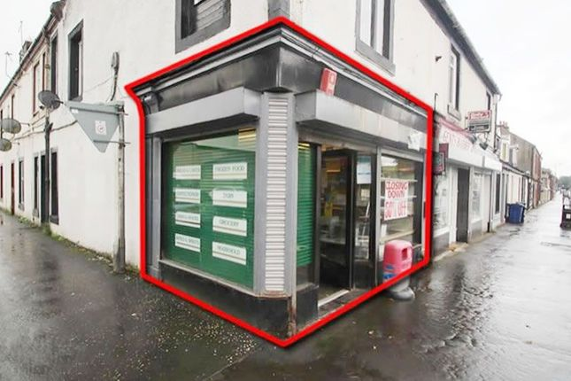 Thumbnail Commercial property for sale in 9, West Main Street, Darvel KA170DX