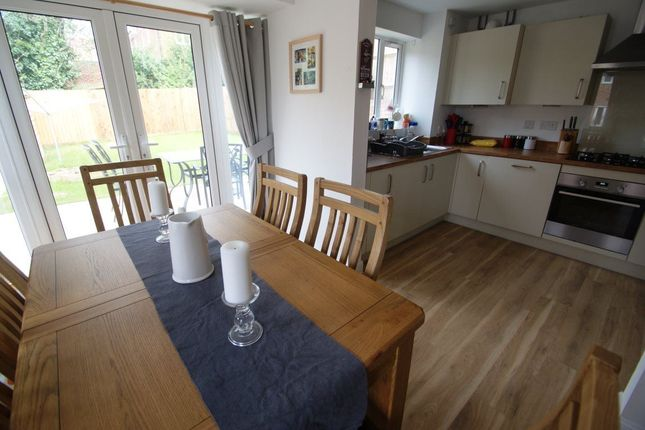Thumbnail Detached house to rent in Bailey Close, Picket Piece, Andover