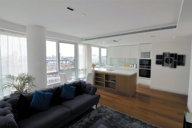 Thumbnail Flat for sale in Canaletto, City Road