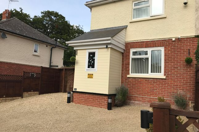 2 bed semi-detached house to rent in London Road, Shrewton, Salisbury