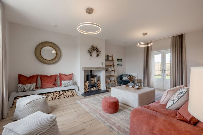 Thumbnail Detached house for sale in Coal Road, East Lothian