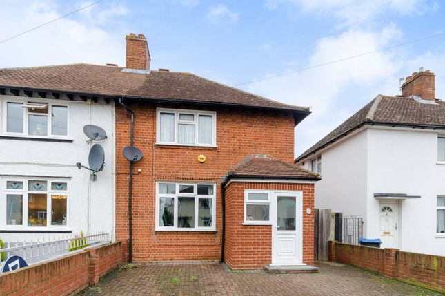 Thumbnail Semi-detached house for sale in Waters Road, Kingston, Kingston Upon Thames