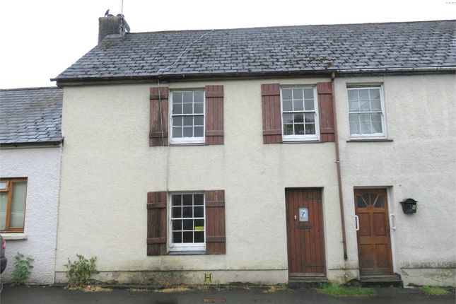 Thumbnail Semi-detached house for sale in Doldre, Tregaron, Ceredigion