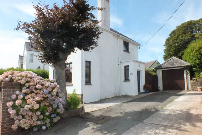 Thumbnail Detached house for sale in Picton Road, Hakin, Milford Haven