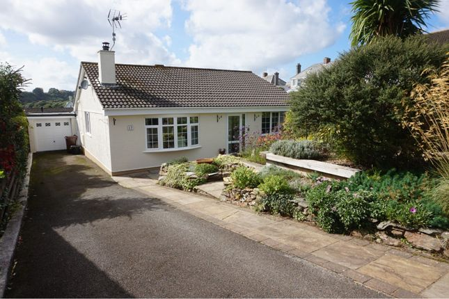 Thumbnail Detached bungalow for sale in Anjardyn Place, Tywardreath