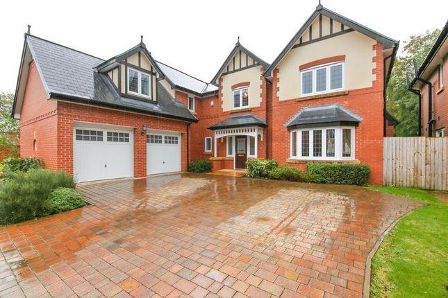 External of Mere Oaks, Standish, Wigan WN1