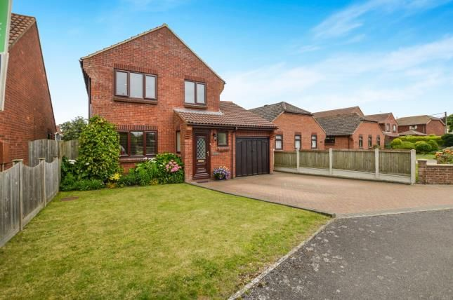 Thumbnail Detached house for sale in Rolfe Lane, New Romney, Kent, .