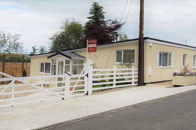 Thumbnail Detached bungalow for sale in Victoria Road, Wooler, Northumberland