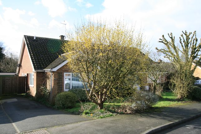 Thumbnail Semi-detached bungalow for sale in Prospect Way, Brabourne Lees, Ashford