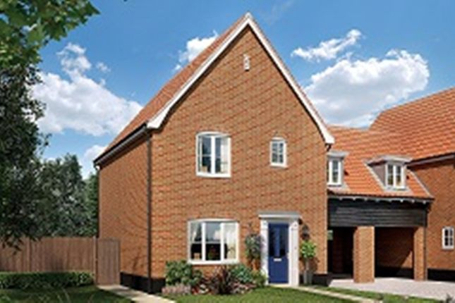 Thumbnail Link-detached house for sale in Fordham Road, Soham, Ely